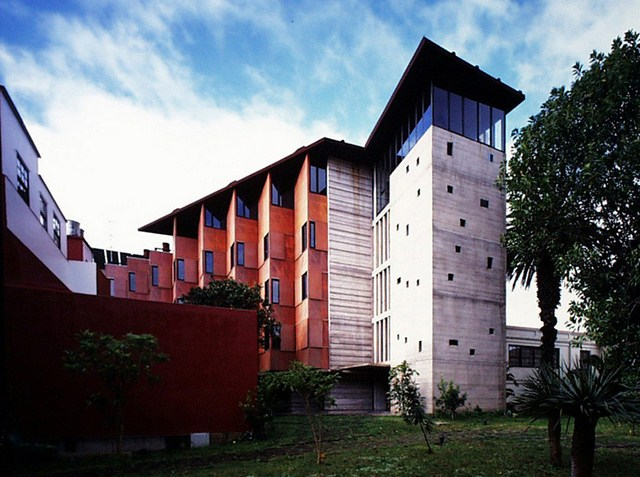 San Agustin Hall of Residence