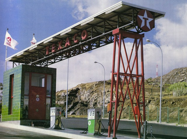 <!--:en-->Texaco Service Station<!--:--><!--:es-->Gasolineras Texaco<!--:-->