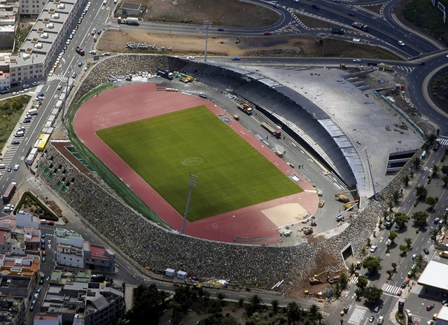 Estadio Olímpico de Atletismo