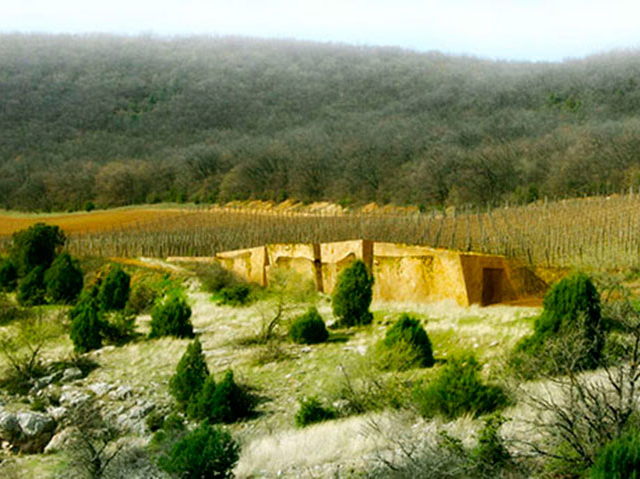 (English) Winery in Crimea