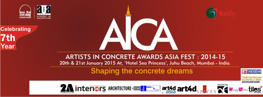 Artists in Concrete Awards Asia Fest: 2014 – 2015