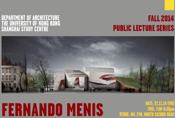 """""""Process: Torun Study Case, Poland"""" Lecture for the Master of Architecture program in Shanghai Study Centre"""