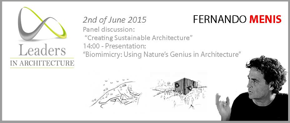 Leaders in Architecture. 2nd of June